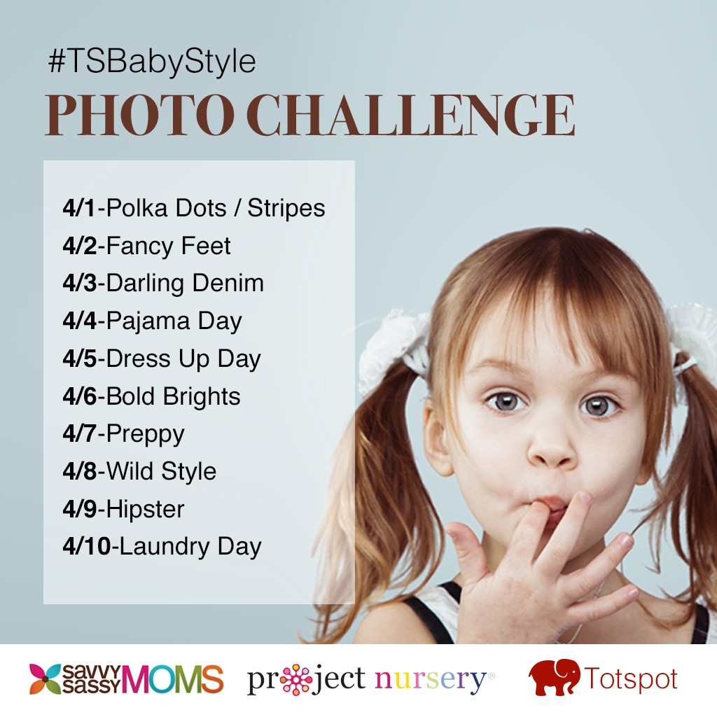 Photo Challenge Totspot