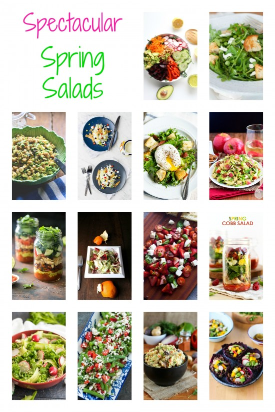 best spring salads