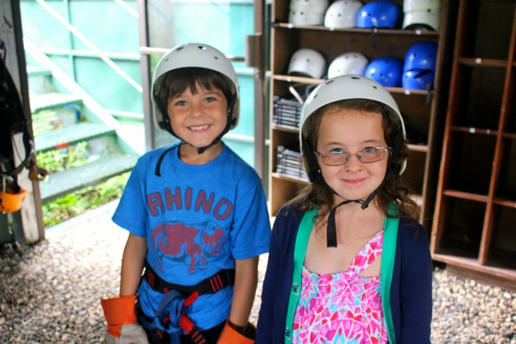 Traveling to Costa Rica with Kids