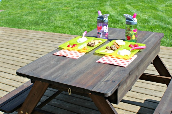 Kids Garden Table from One Step Ahead
