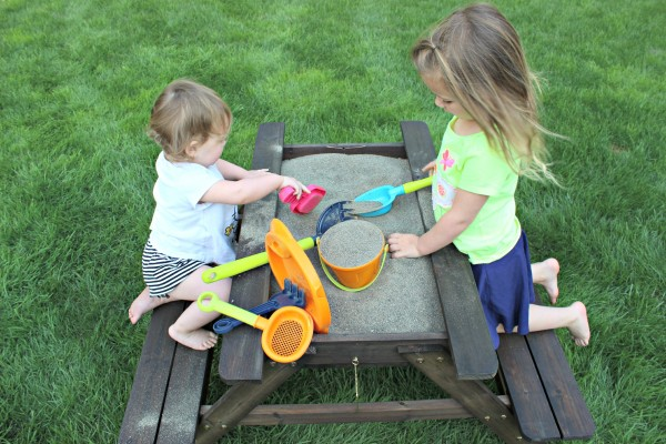 One Step Ahead Kids Garden Table