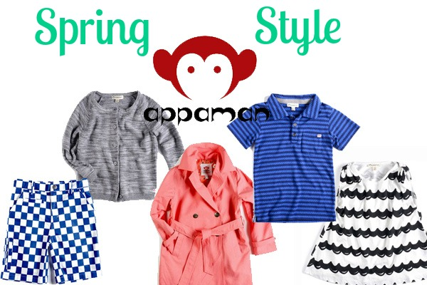 Spring Style from Appaman