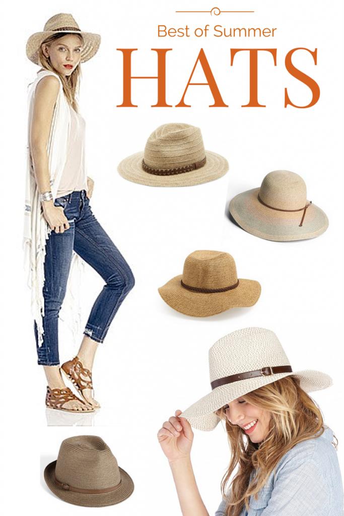 BEST of Summer HATS