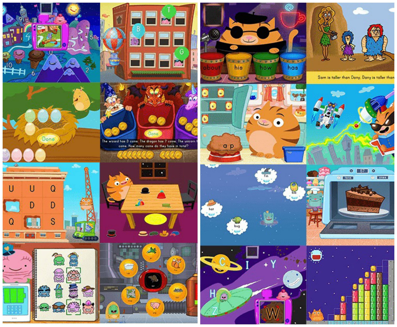 Websites for Preschoolers: Brainzy.com