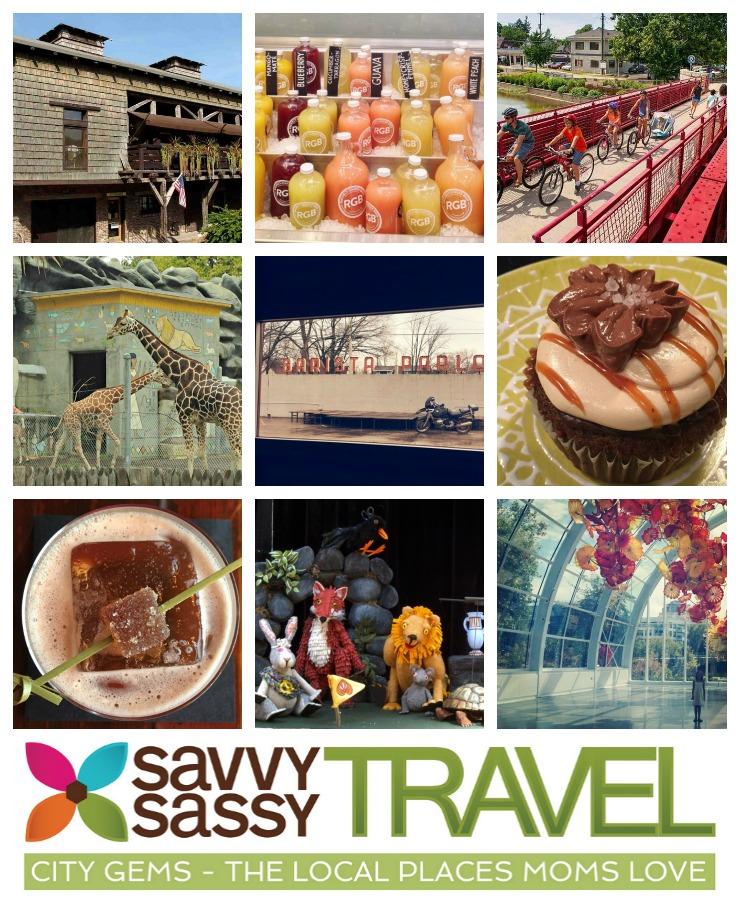 City Gems Family Travel USA Savvy Sassy Moms