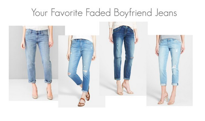 Favorite Boyfriend Jeans Mom Style Celebrity Style Get the Look