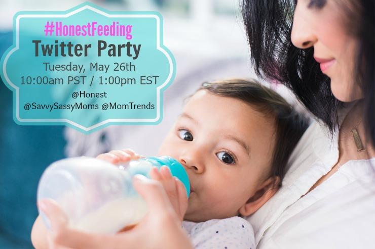 Honest Feeding Twitter Party