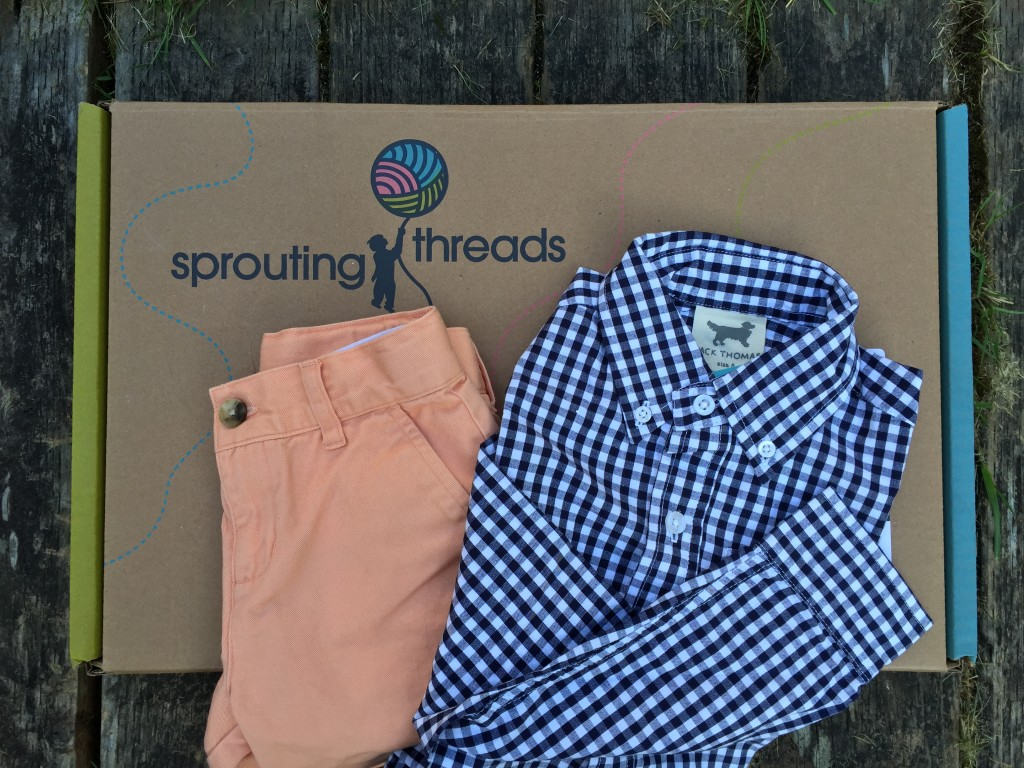 Sprouting Threads Clothing Delivery