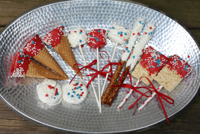Kid-Friendly Recipes: 4th of July Sweets and Treats