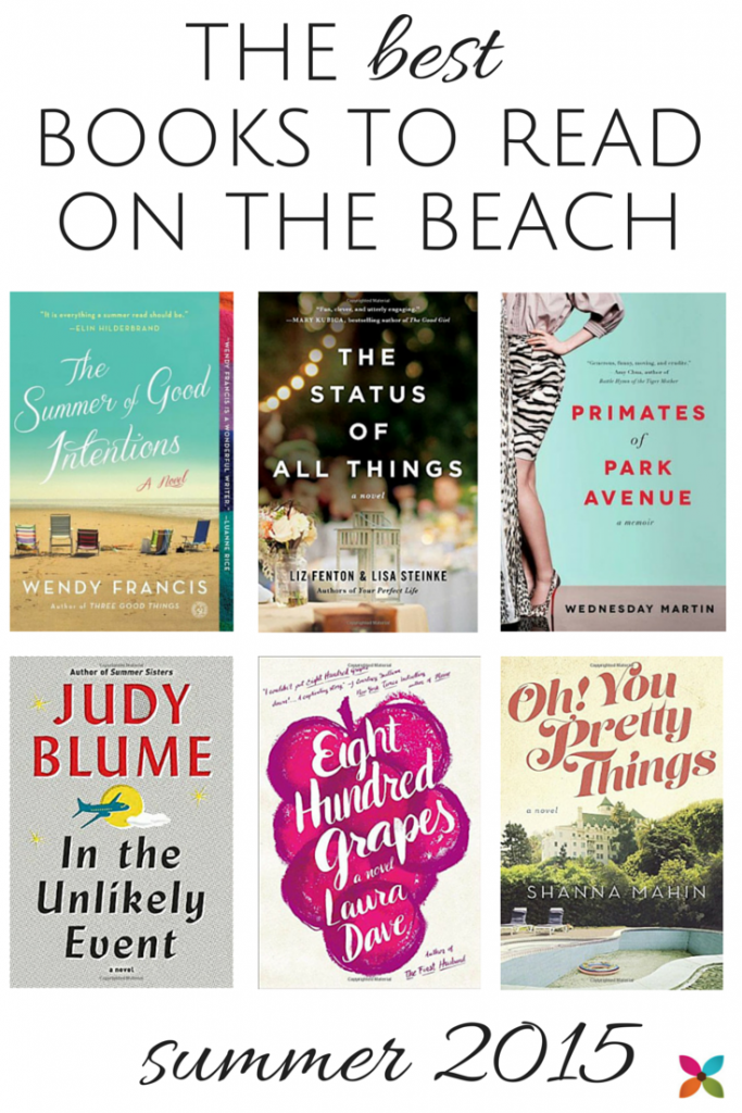 Best books to read on the beach