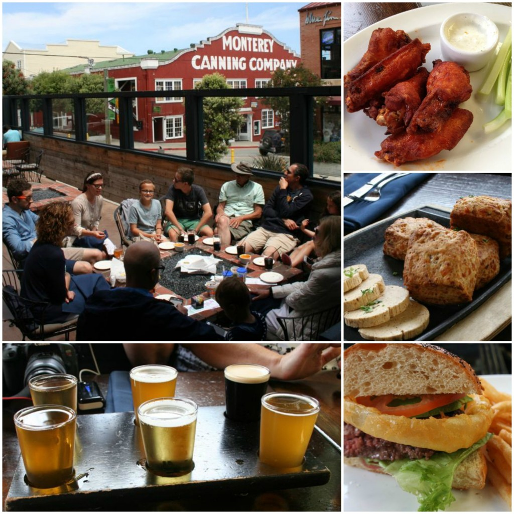 Where to eat in Monterey: Cannery Row Brewing Company