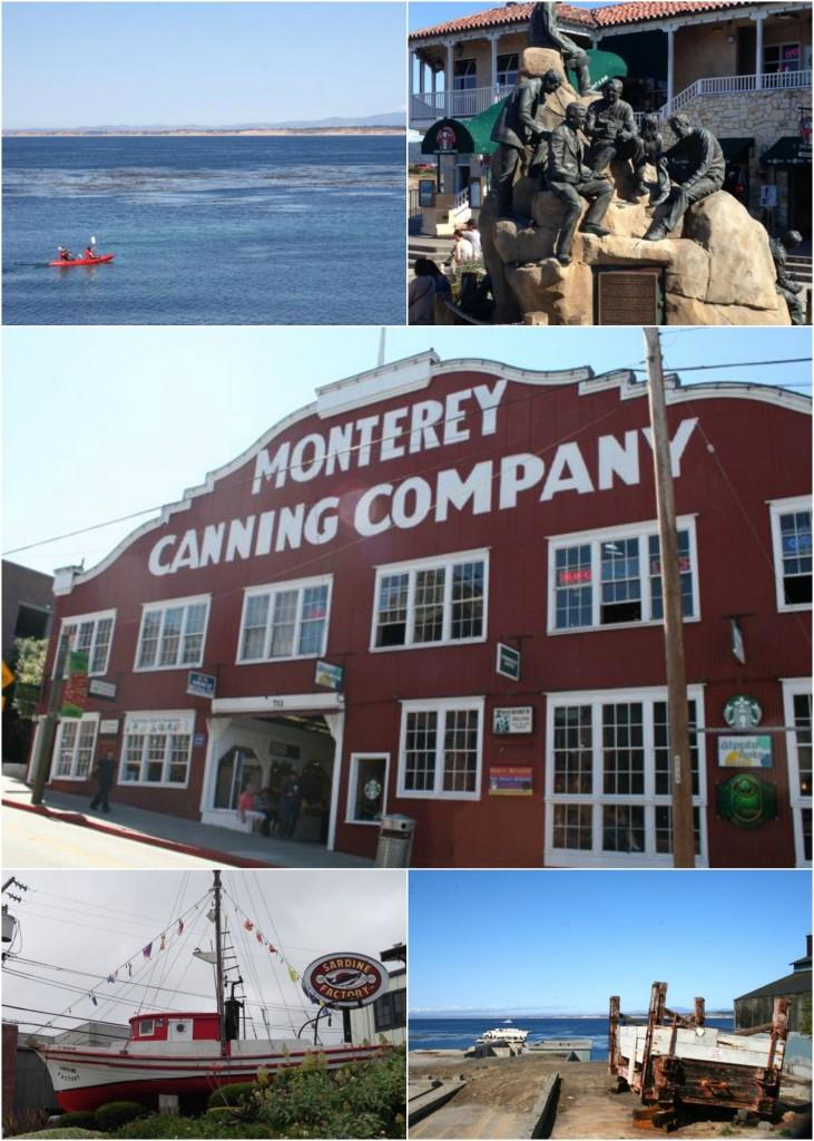 Exploring Cannery Row Monterey California