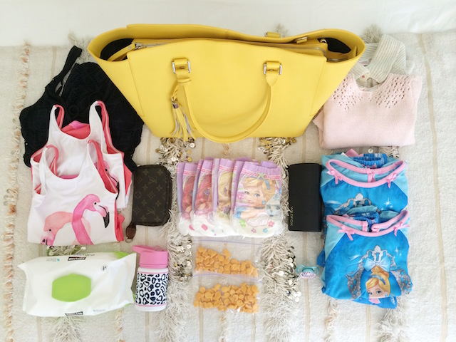 Look Inside: Nova Harley Brisbane Diaper Bag
