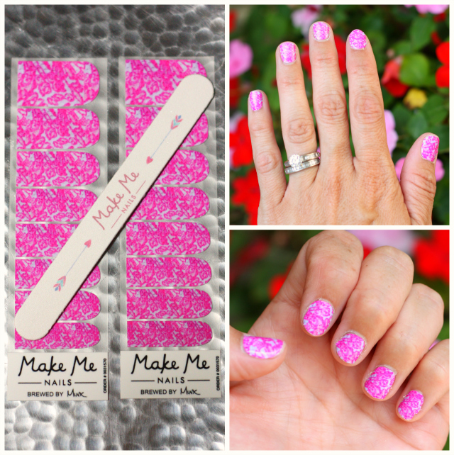 Make Me Nails Custom Nail Wraps