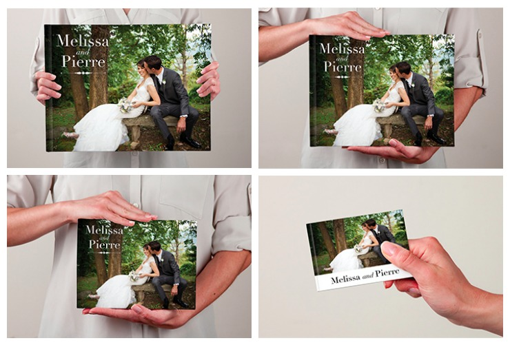 Photo Book Sizes for My Publisher