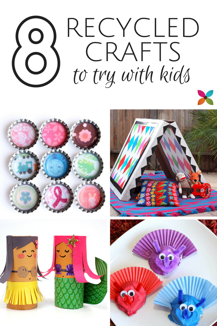 Roundup Of Recycled Crafts Savvy Sassy Moms