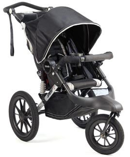 Kolcraft Sprint X is a best stroller for trails