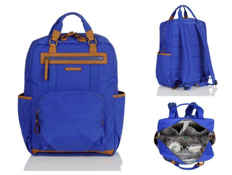 Twelve Little Diaper Bag backpack