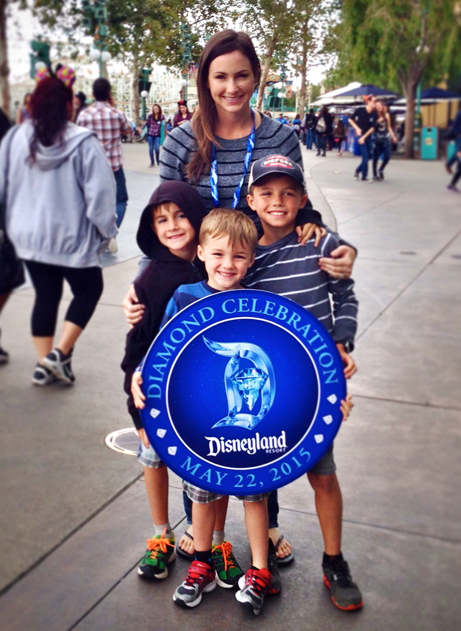 Disneyland's Diamond Celebration: What's new for kids