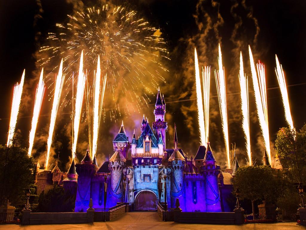 Must-See: Disneyland Forever Fireworks