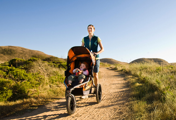Best strollers for trails and outdoor adventures