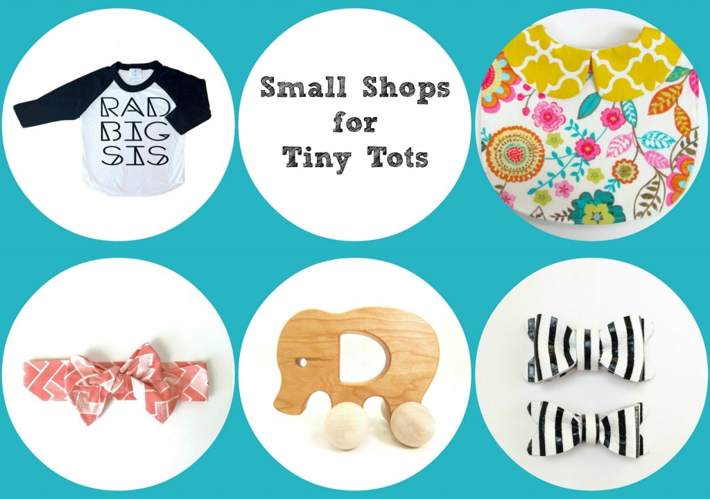 5 Small brands and shops for tiny tots