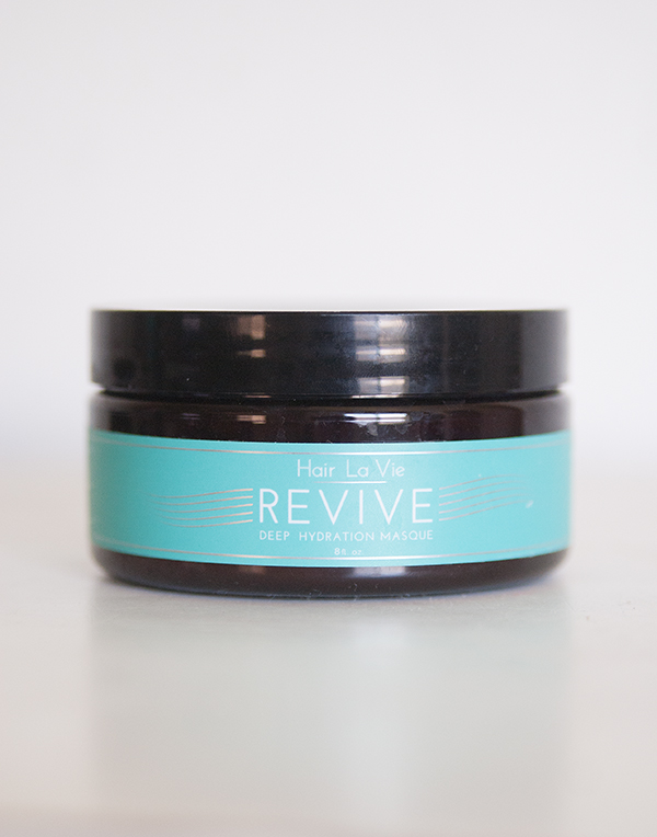 Secrets to Healthy Hair: Hair La Vie Revive Deep Hydration Masque