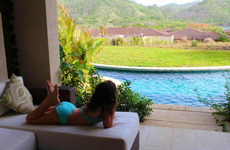 Dreams Las Mareas Dipping Pools offthe Rooms Hotels in Costa Rica