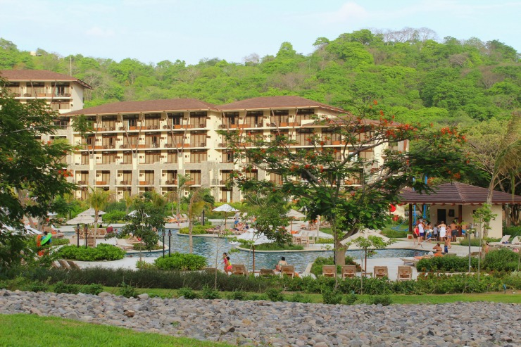 Dreams Las Mareas Resort in Costa Rica
