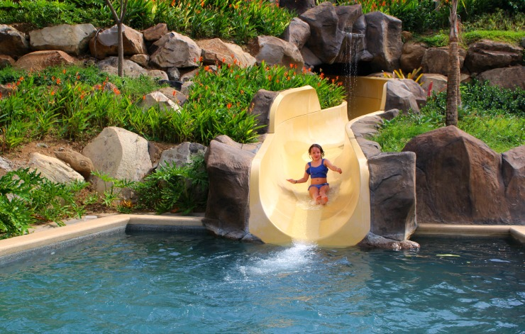 Dreams Las Mareas Waterslide Family Hotels in Costa Rica