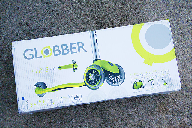 Get out and play with Globber Scooters