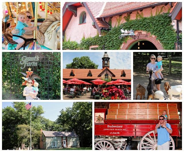 City Gems: Exploring St. Louis with Kids: Grant's Farm
