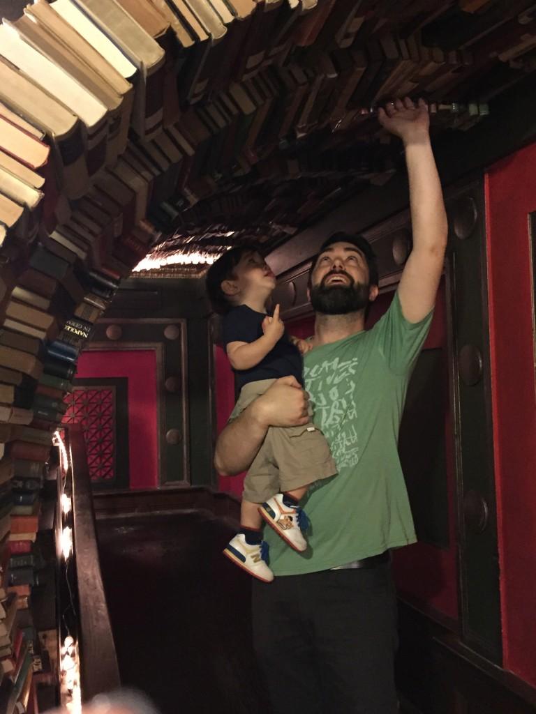 10 Places to take kids in LA: The Last Bookstore