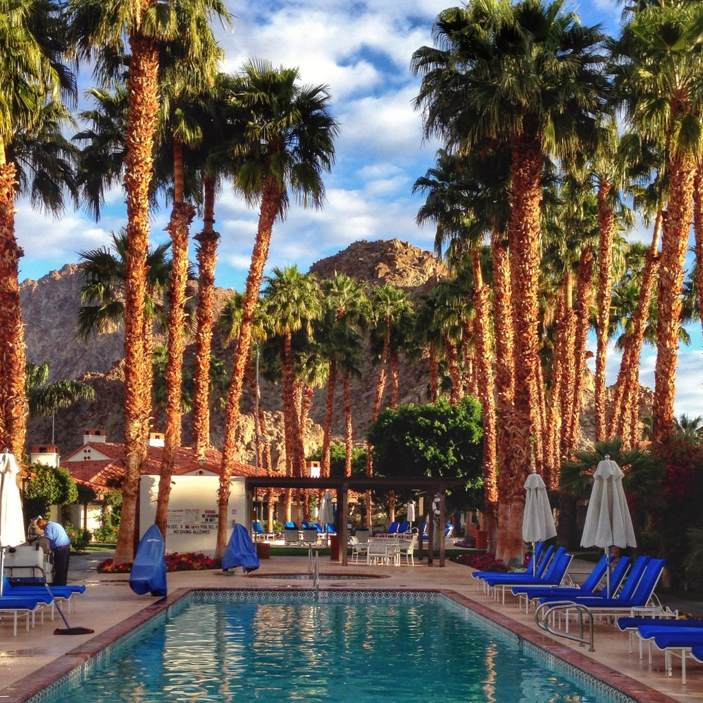 Where to stay with kids in Palm Springs