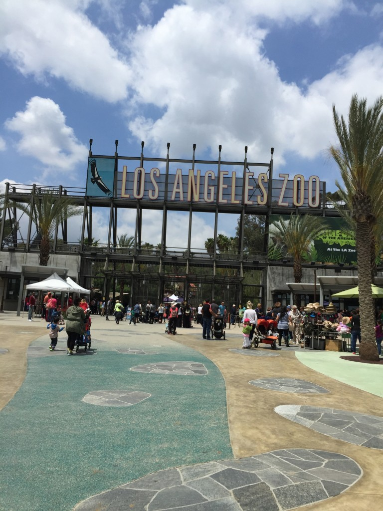 10 Places to take kids in LA: The Los Angeles Zoo