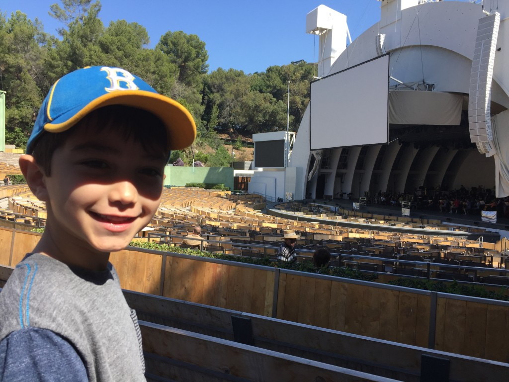 10 Places to take kids in LA: The Hollywood Bowl