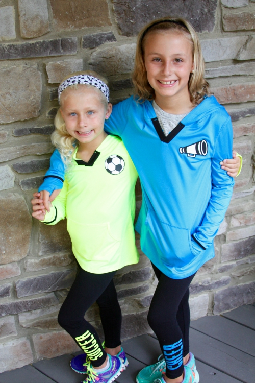 Cool Activewear for Girls from Justice