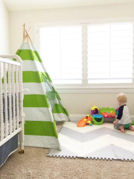 Playroom Nook Design