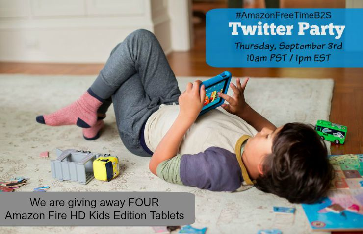 Amazon Twitter Party Fire HD Edition FINAL
