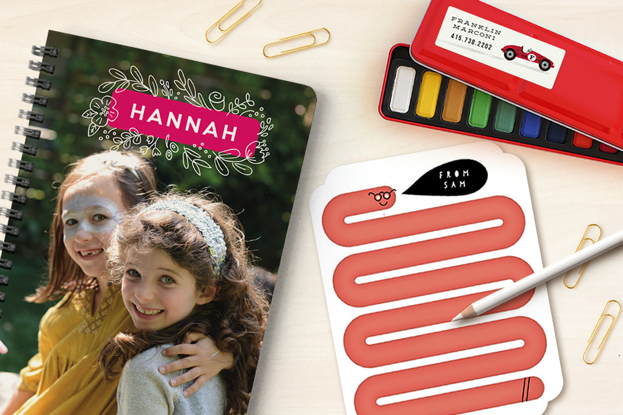 #2Cool4School Giveaway from Minted