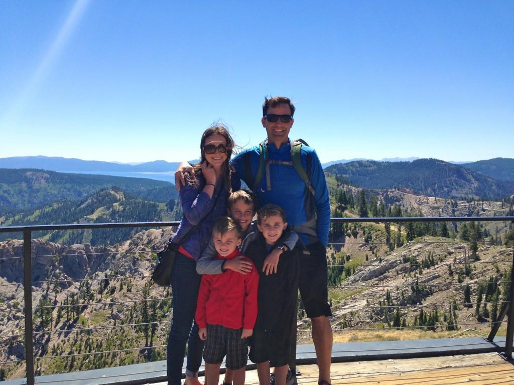 Family Travel: Exploring Lake Tahoe with Kids