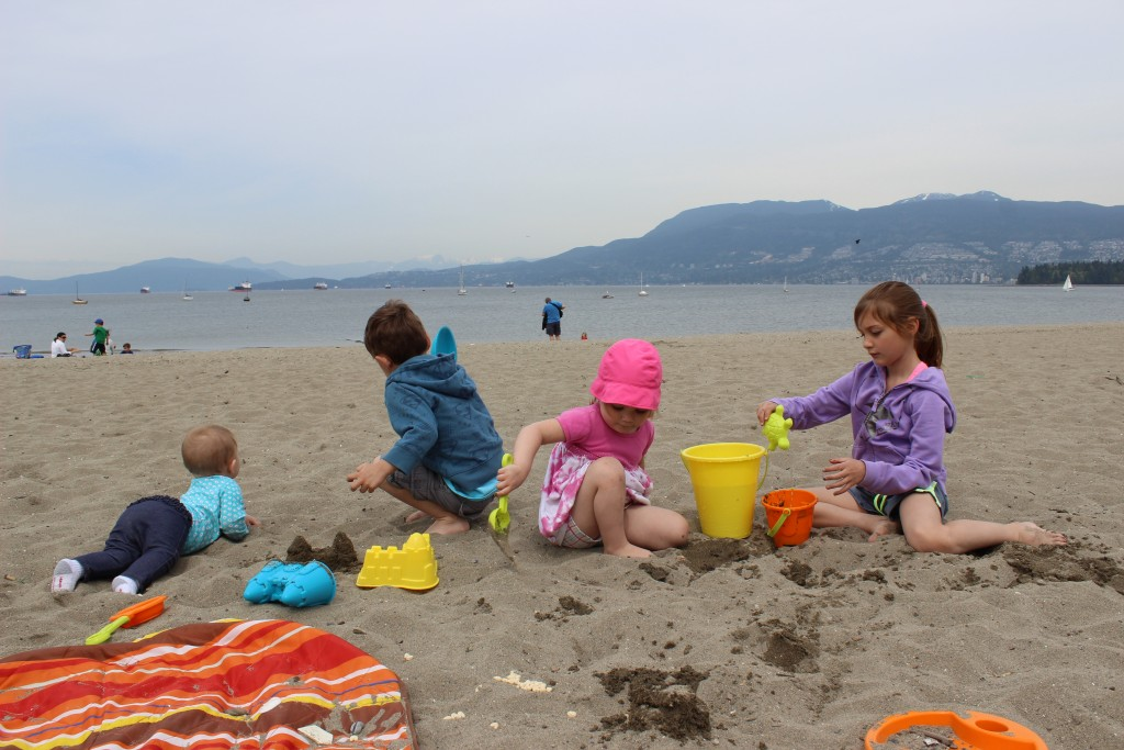 The Best Vancouver Beaches for Kids