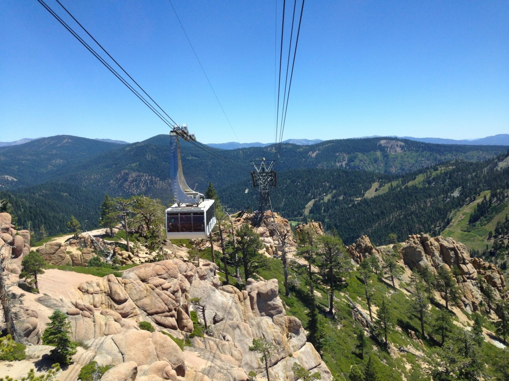 Family Travel: High Camp at Squaw Valley, Lake Tahoe