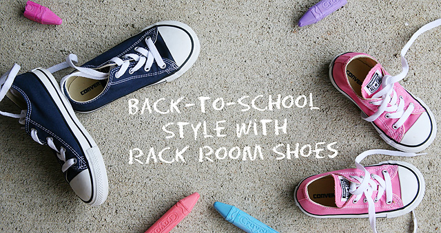 Back-to-School Style from Rack Room Shoes