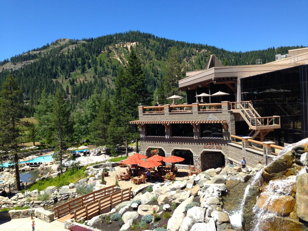 Where to Stay in Lake Tahoe with Kids: Resort at Squaw Creek
