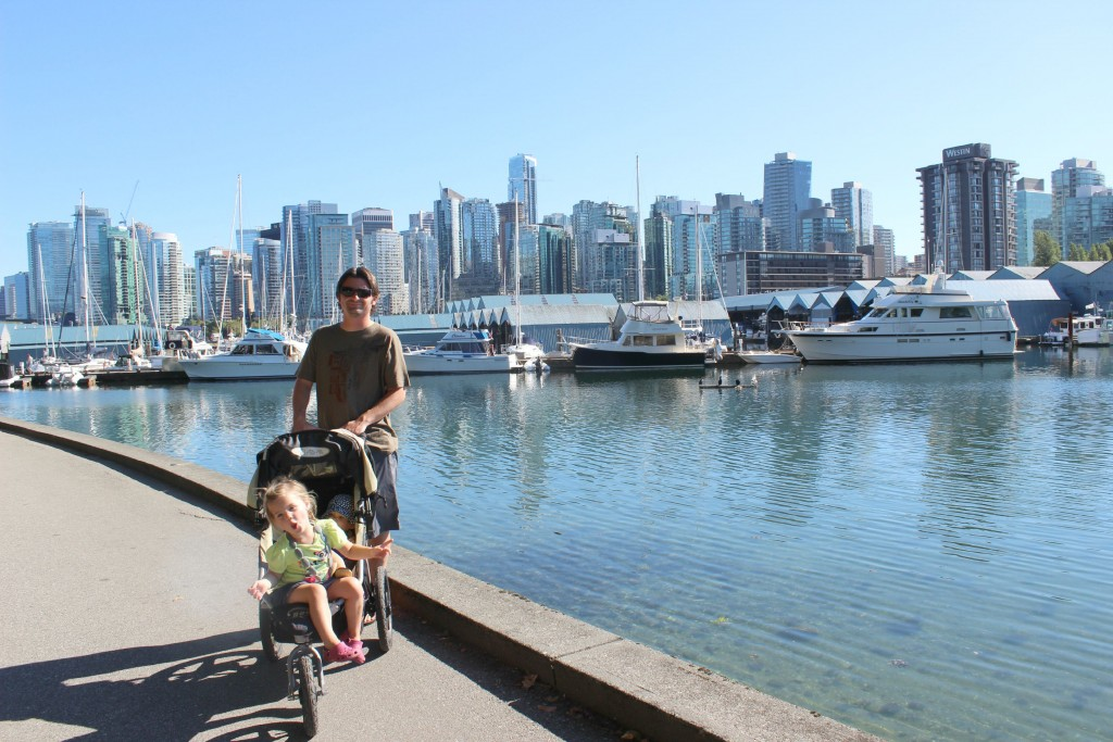 Taking Kids to Vancouver, BC