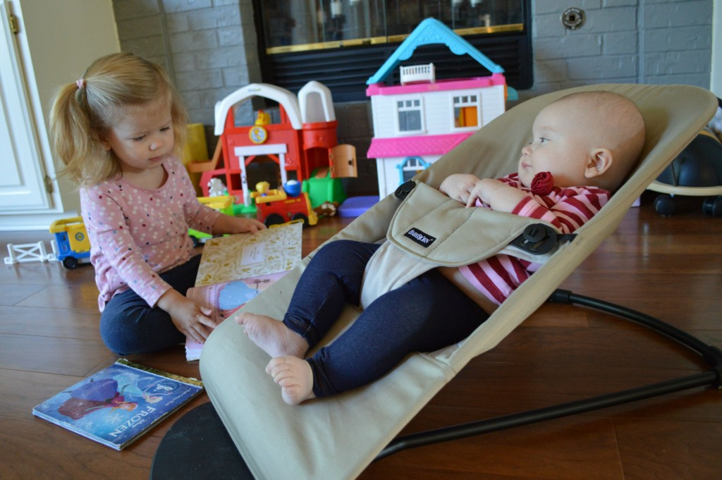 Products We Love: BABYBJÖRN Balance Soft Bouncer