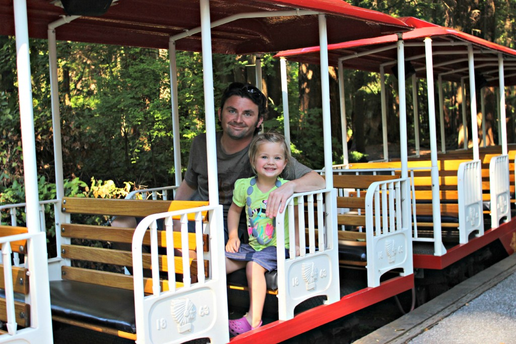 City Gems: Stanley Park Miniature Train in Vancouver, BC