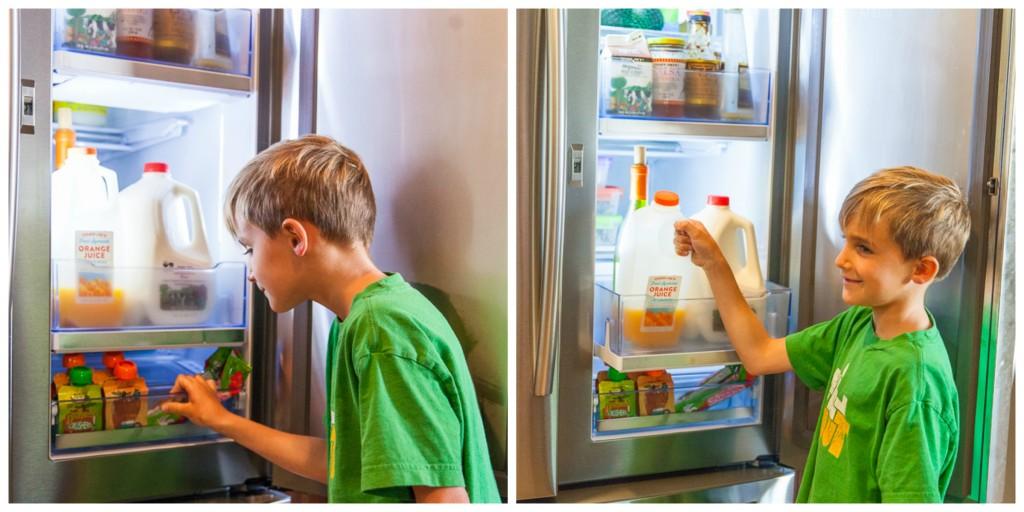 How to Choose a Refrigerator for a Big Family