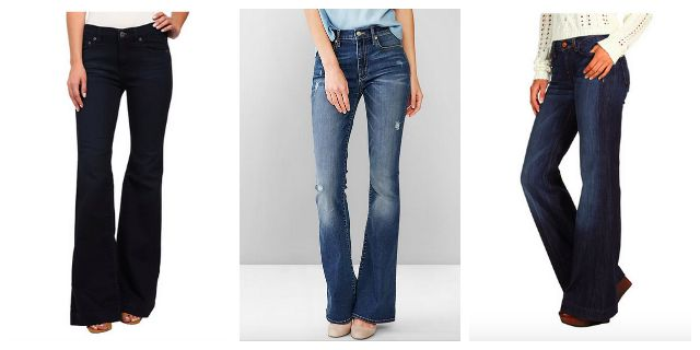 Flare Jeans for Fall 2015